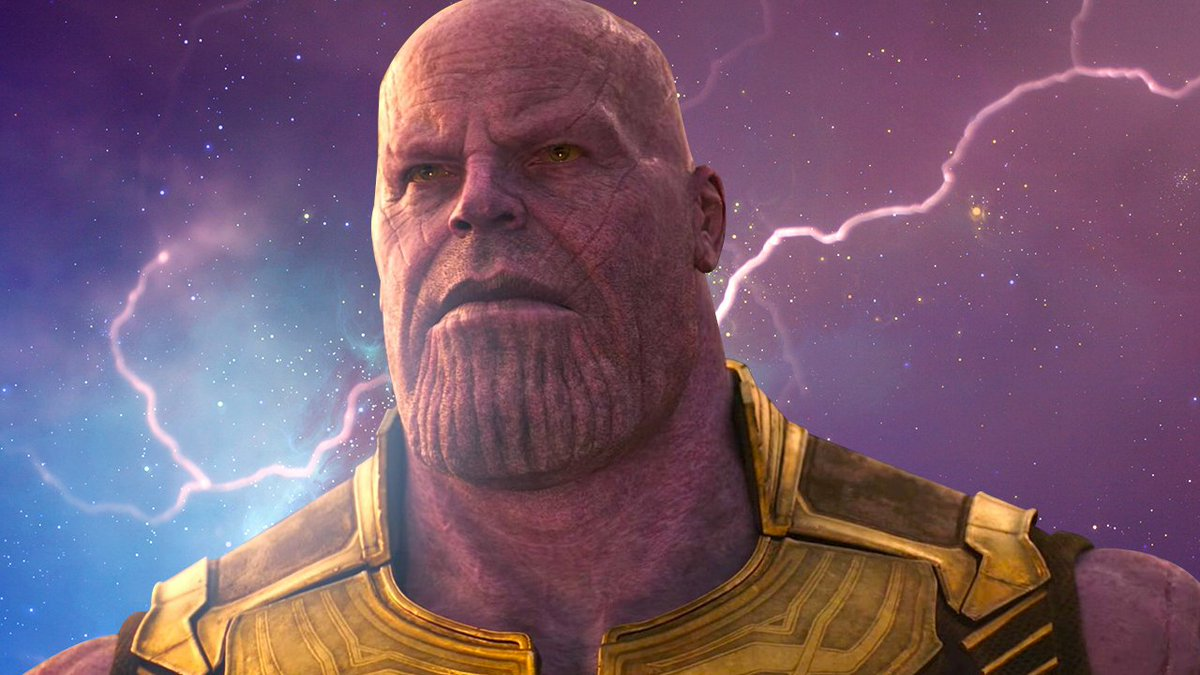 The writers of #Avengers #InfinityWar gave Thanos these two winning villain traits.  https://t.co/2x3ooN5DUB