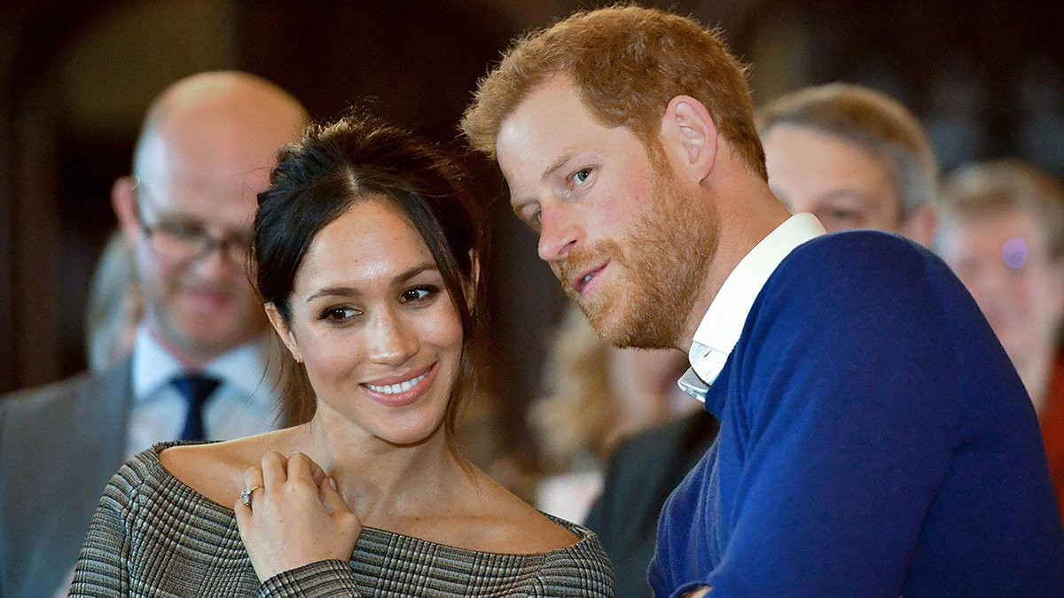 Prince Harry and Meghan Markle both love kids -- so when will they start their own royal family? https://t.co/i4JUDOaYmE