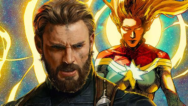 Here are a couple new details about #CaptainMarvel's cut role in #Avengers #InfinityWar.  https://t.co/Y5Z7HmO0DD