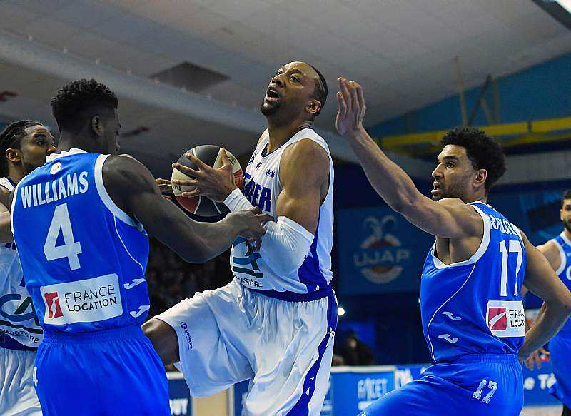 Basket-ball. Pro B: Quimper sans défense face à Rouen https://t.co/75GqFWGy7G