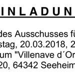 In knapp 30 Minuten tagt der Sozialausschuss #Seeheim-#Jugenheim mit nur einem Thema: Der geplanten Schließung der Dahrsbergschule. Eine Resolution fordert, dies sozialverträglich zu gestalten. Mehr dazu unter: https://t.co/FArIs5DUmS #GeVerSJ