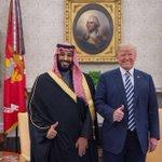 RT @9977822: #محمد_بن_سلمان_يلتقي_ترامب #فخرنا  #ك...