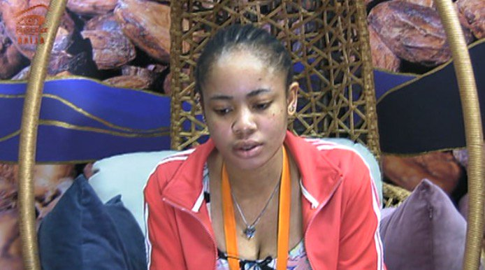 Nina addresses the issue with Cee-C in t...