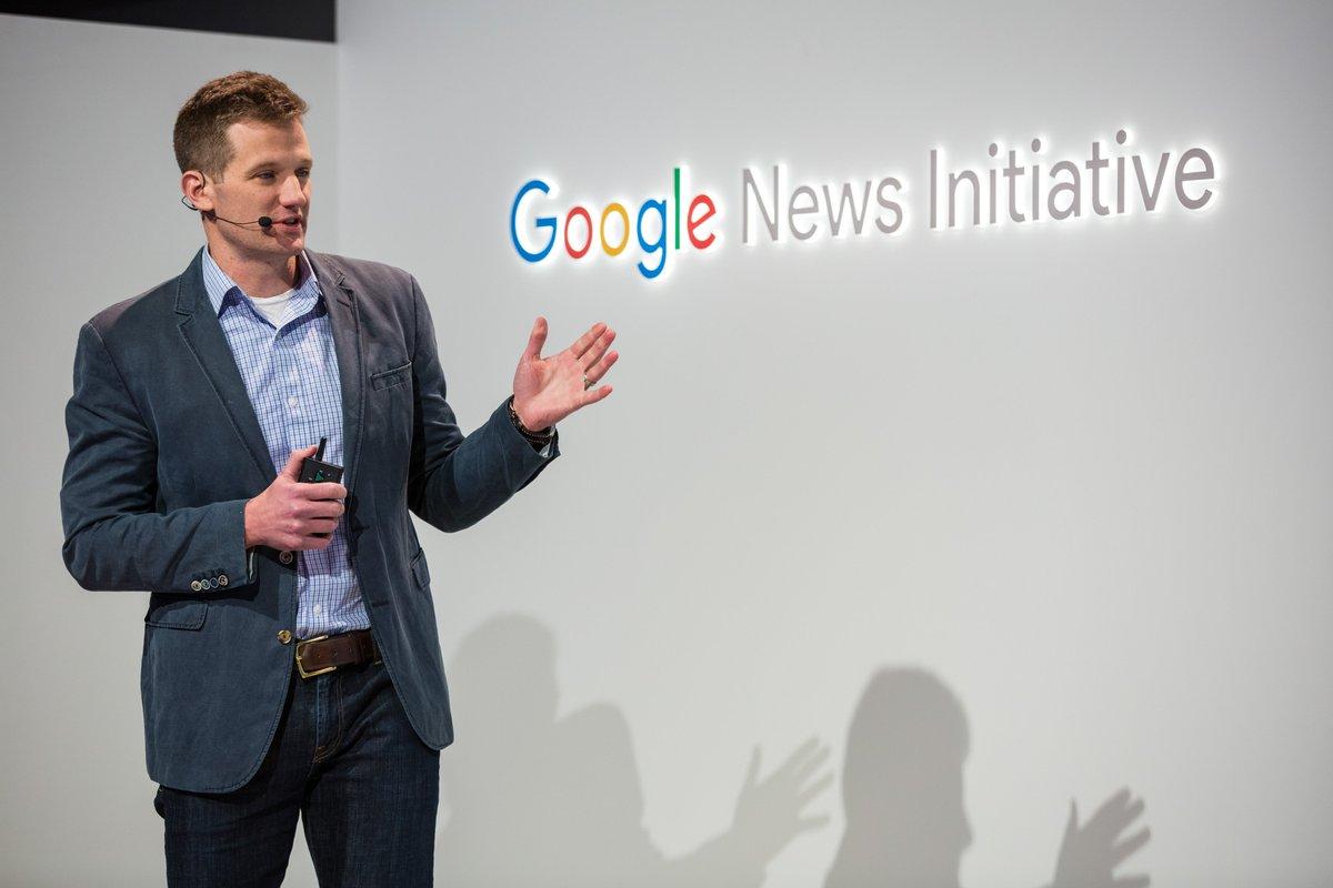 Google News Initiative's photo on FAMGA