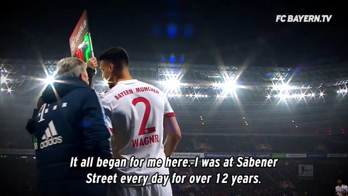 Sandro Wagner ❤️ Made in Munich. #MiaSan...