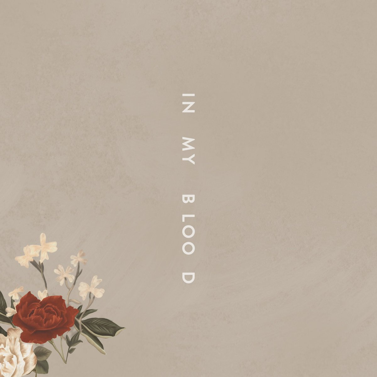 #InMyBlood March 22nd https://t.co/cqCLvHlZmI
