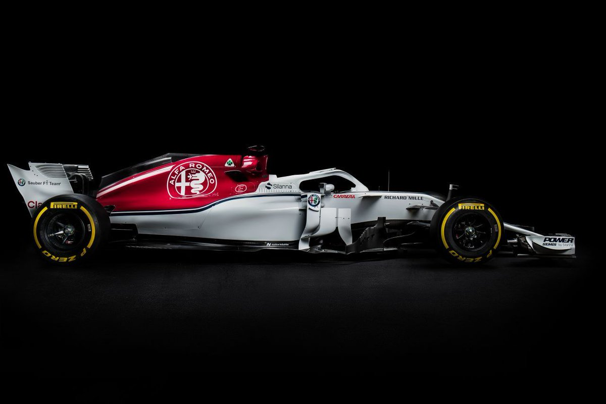 Alfa Romeo and Sauber F1 – a match made in heaven. #FormulaOne https://t.co/mKxfTLb5rS