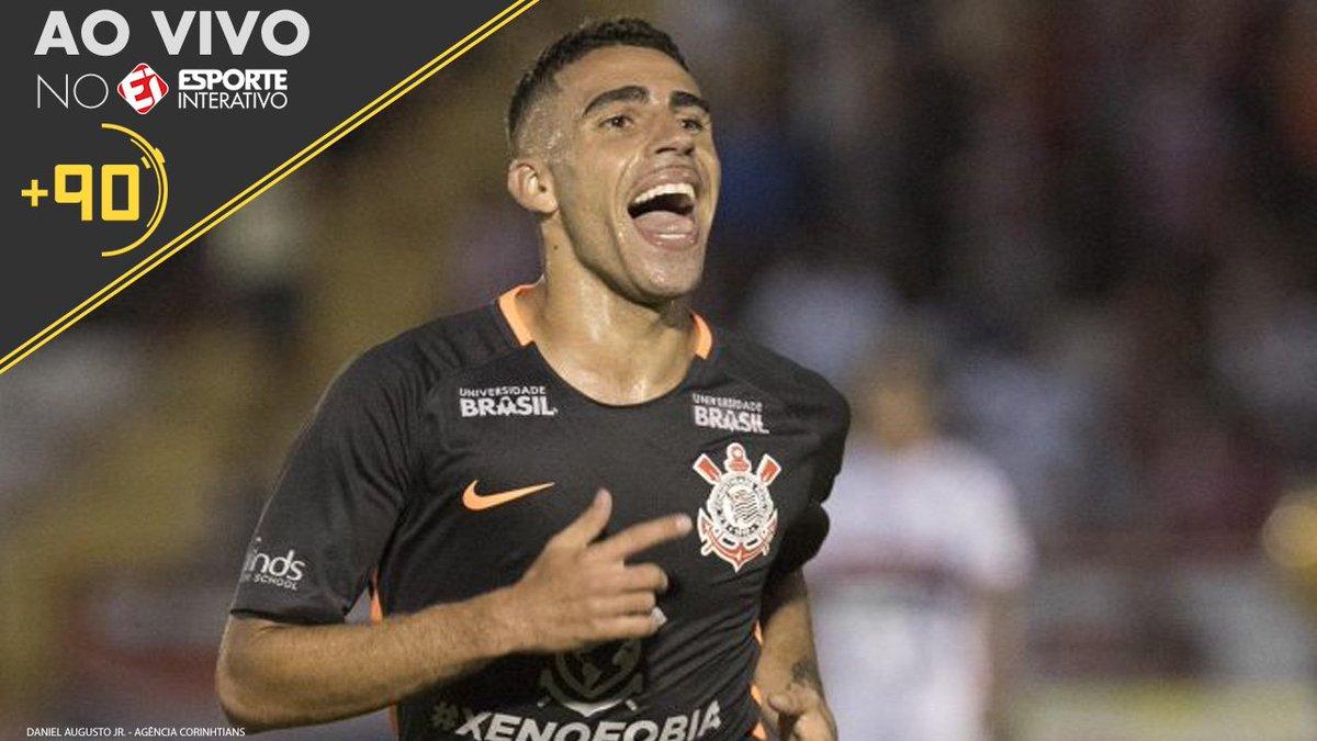 Após derrota para o Bragantino, volante Gabriel garante que Corinthians nunca entrou em campo sem humildade. Mas o que o Timão precisa fazer de diferente para vencer o Bragantino e conquistar a classificação? Participe com a gente usando a #Mais90