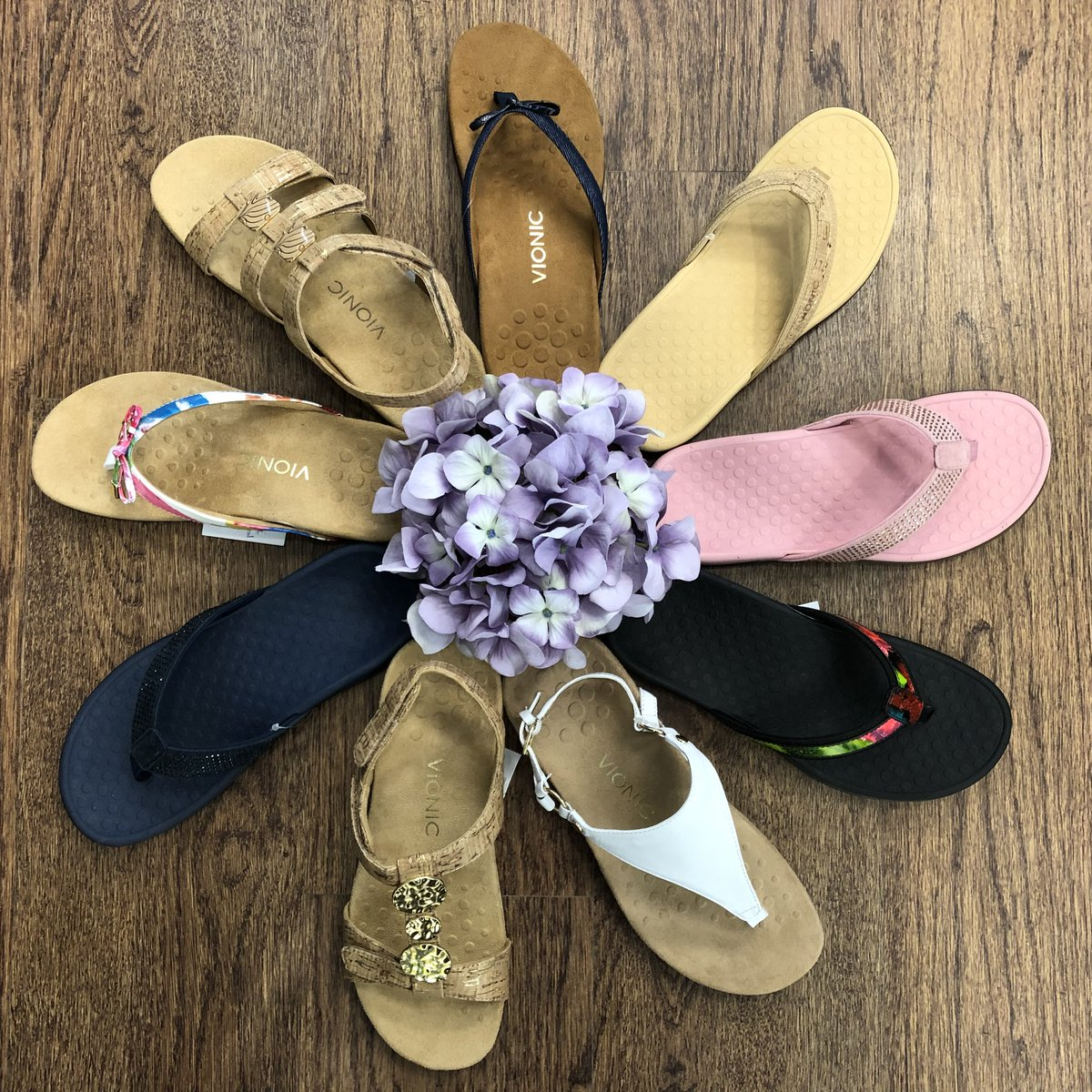 test Twitter Media - Happy First Day of Spring! ☀️ It's time for warm weather & pretty #Vionic sandals. 🌸 #greatarchsupport #pamperyourfeet #ptbo #comfortineverystep https://t.co/rb3MjYLUh8