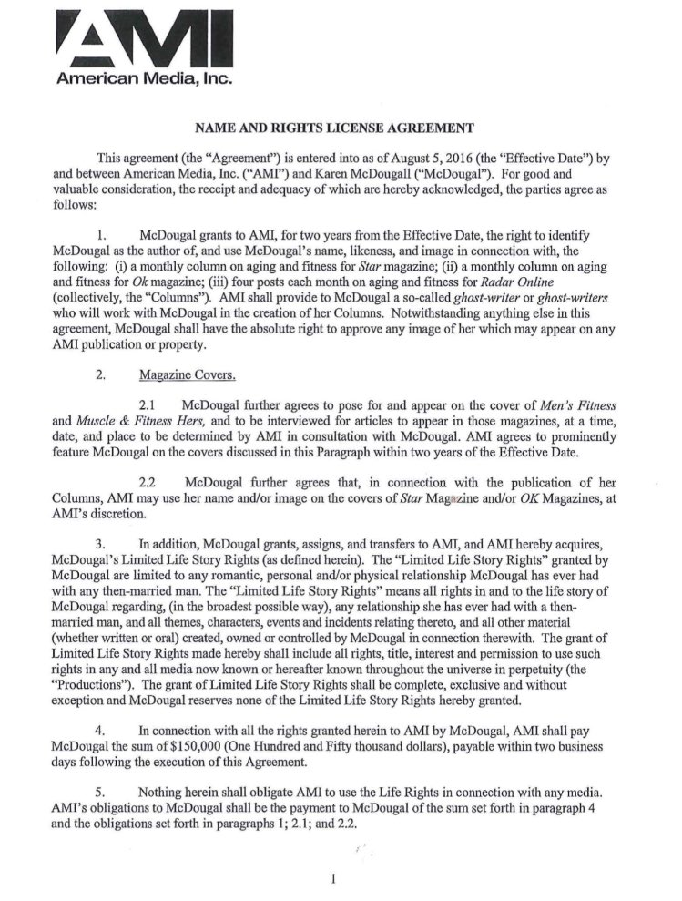 Southpaw On Twitter The Mcdougal Complaint Includes A Copy Of Her
