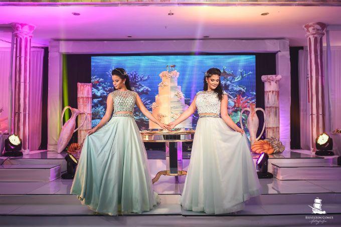 15 anos: Princesas do Mar foi o tema da festa destas irmãs gêmeas https://t.co/kQe3dSSnEW