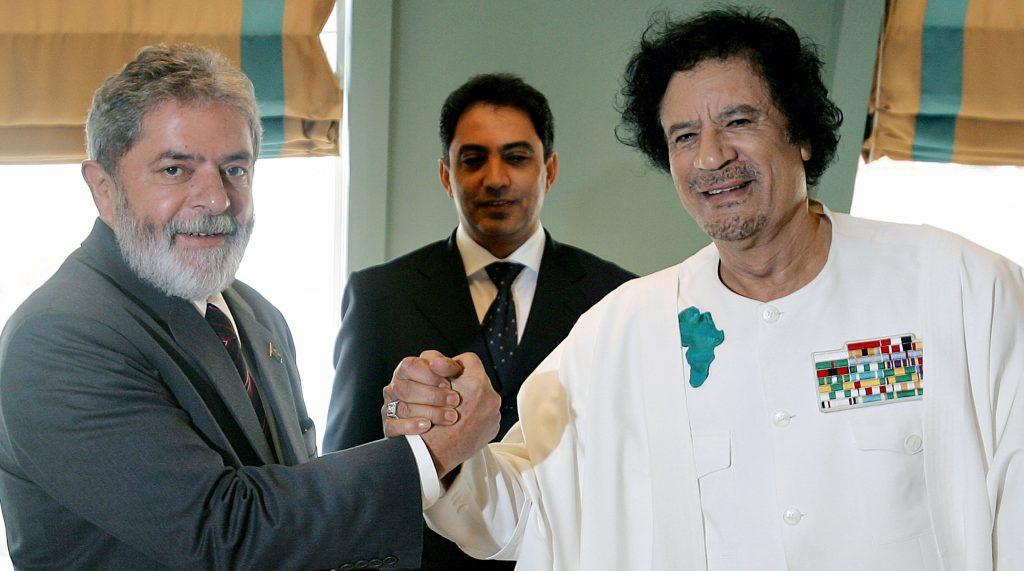 >@EstadaoInter Kadafi teria financiado Lula e comprado apoio de líderes africanos https://t.co/FbxXyuPQ9l