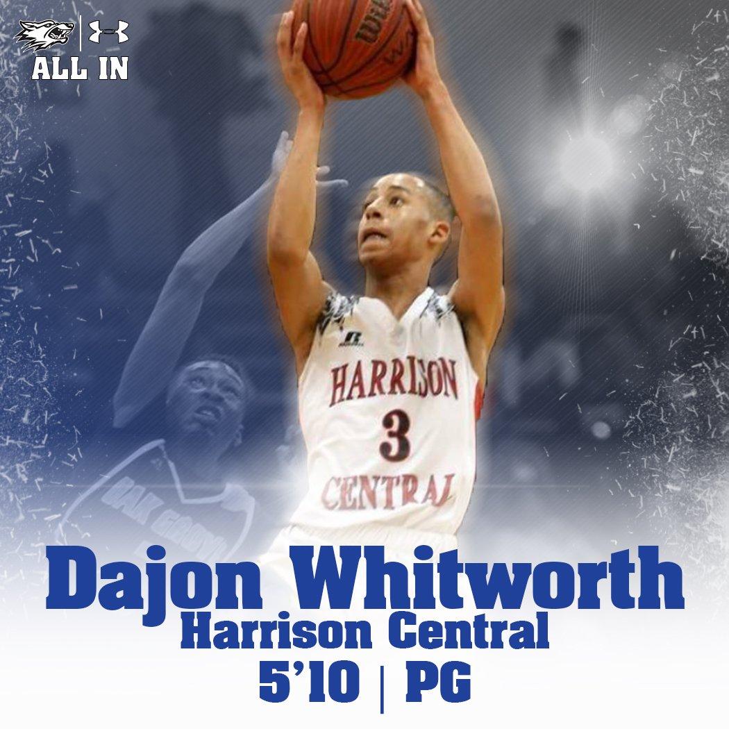 Welcome to #ThePack Dajon Whitworth!
