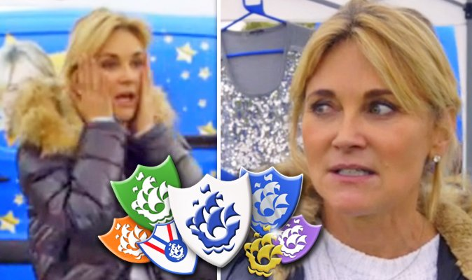 Anthea Turner 'in trouble' amid Blue Peter badge sale as fan rages: 'Won't watch you again': https://t.co/aGgW4CImLD