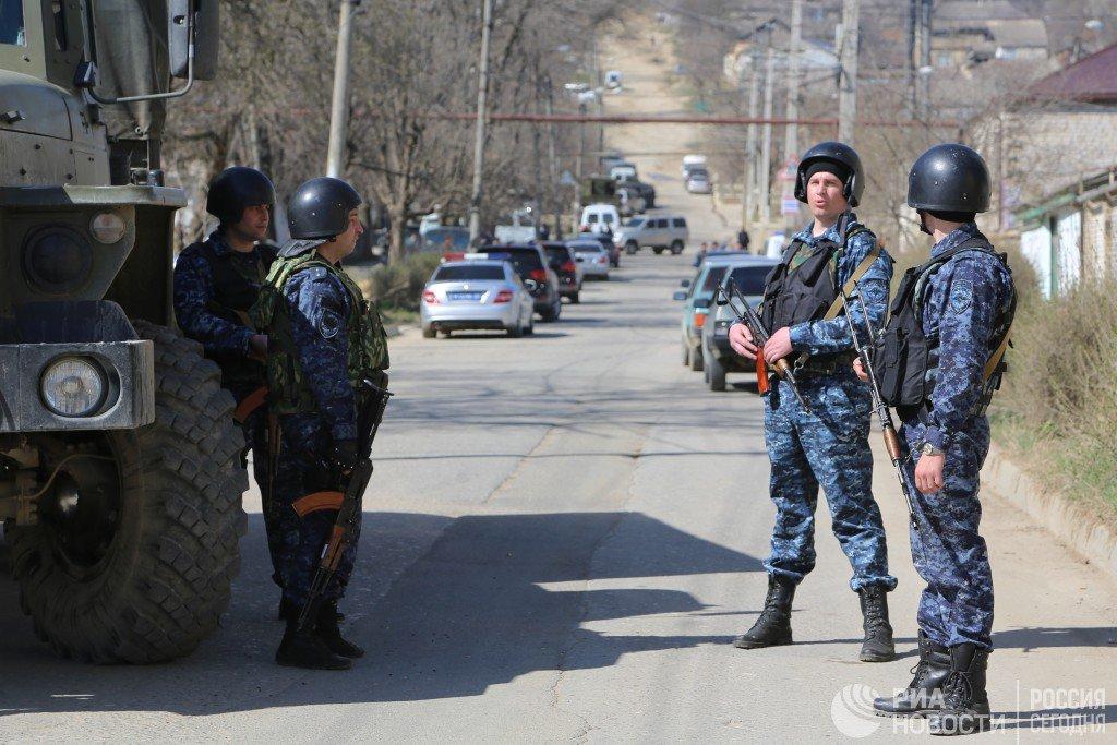 В Чечне при спецоперации уничтожили четырех боевиков  https://t.co/p5wkK5zHsI