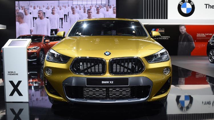 Aposta em design e dirigibilidade | BMW revela preços do suvinho X2 no Brasil: de R$ 211.950 a R$ 246.950 https://t.co/ZMQkgh78w2