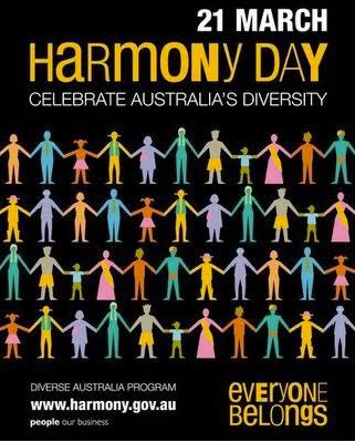 Happy #HarmonyDay folks 🌸 https://t.co/v...