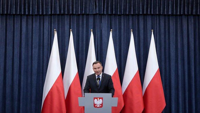 Минспорта России не видит проблемы в бойкоте ЧМ-2018 президентом Польши https://t.co/x5gPJS4frf