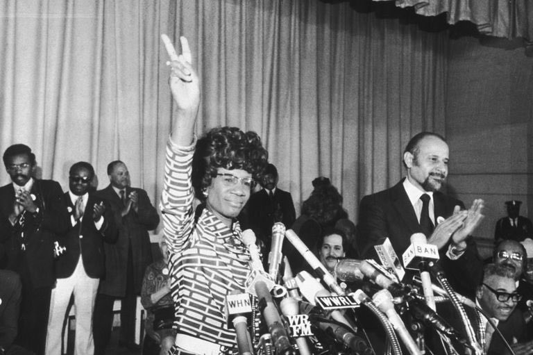#WomensHistoryMonth Shirley Chisholm is best known as the first black woman to win the presidential nomination of a major political party (Democratic) in 1972! Learn more 👉 https://t.co/dDffOx4C3x