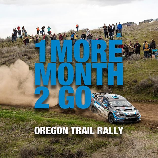 The first round of the @ARA_Rally, @oregontrailrally is just a month away. The 8 time #OregonTrailRally winner, @Davidhiggins75 with his co-driver @craigdrew75 will have a new reason to go faster this year as his #SRTUSA team mate and the former #SWRT dr… https://t.co/rwwyv4mjKc