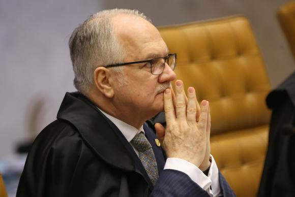 Fachin nega recurso em ações sobre prisão em segunda instância. https://t.co/Z4xIDQlSlT 📷 Arquivo/Agência Brasil