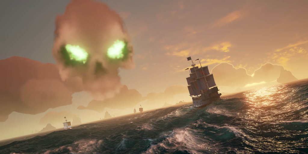 The creators of some of Nintendo's best-loved classics just released this insanely ambitious pirate adventure for Xbox One https://t.co/16Gv2VwbBU