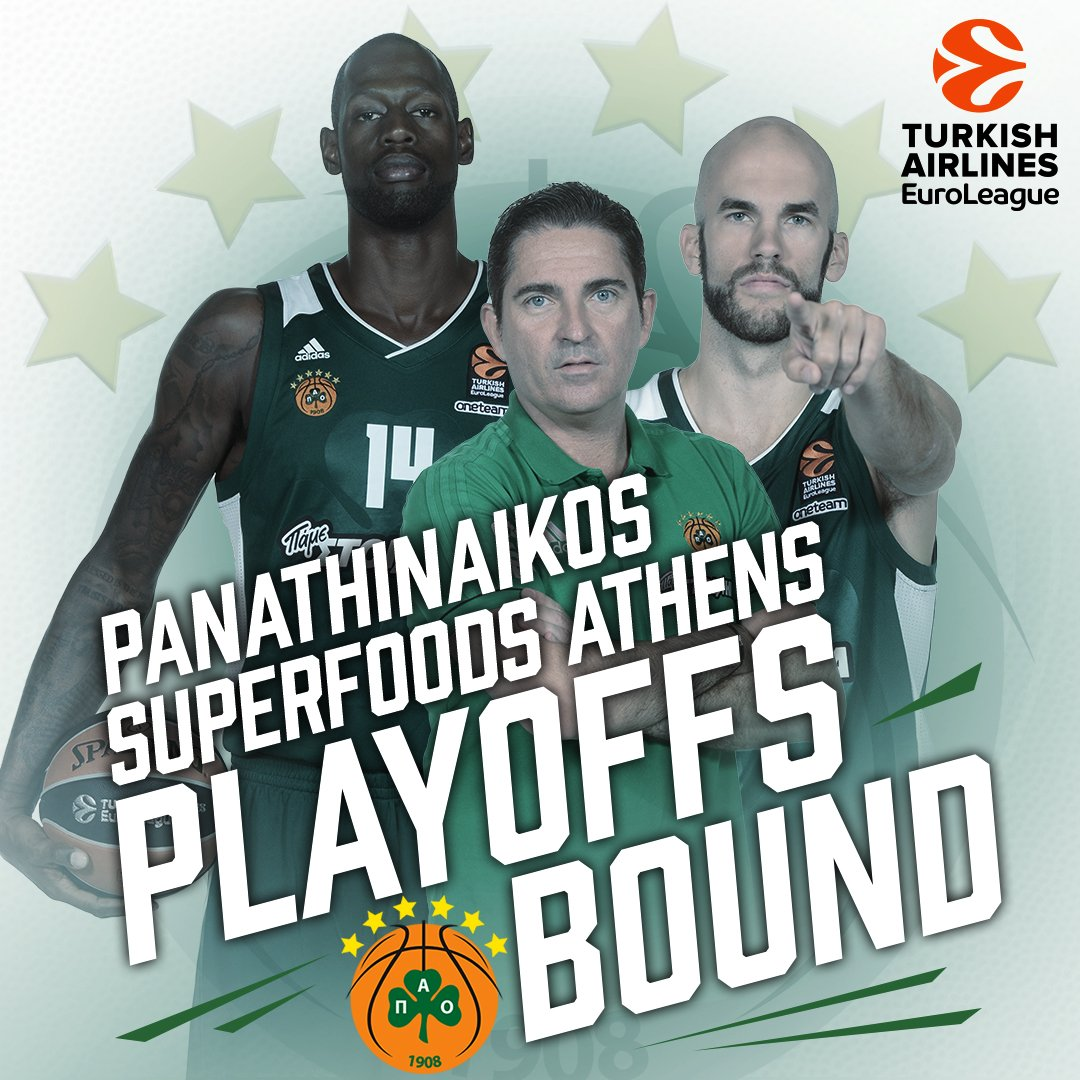 .@paobcgr is going to the playoffs 👏