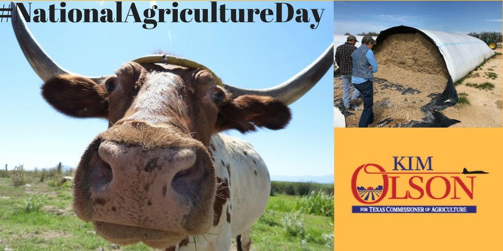 #NationalAgDay #nationalagricultureday #...