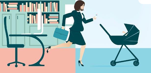 Tarefas da maternidade equivalem a ter dois empregos, revela pesquisa https://t.co/B5zvPIZOuj