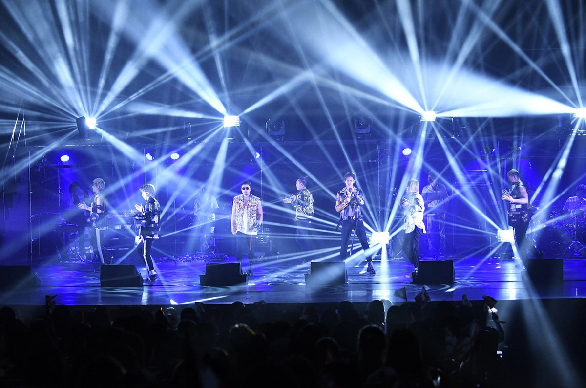 J-pop group GENERATIONS from EXILE TRIBE brings 'Mad Cyclone' tour to China blbrd.cm/vRV0A3