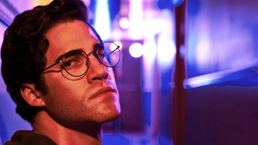 El actor Darren Criss, 'asesino de Versa...