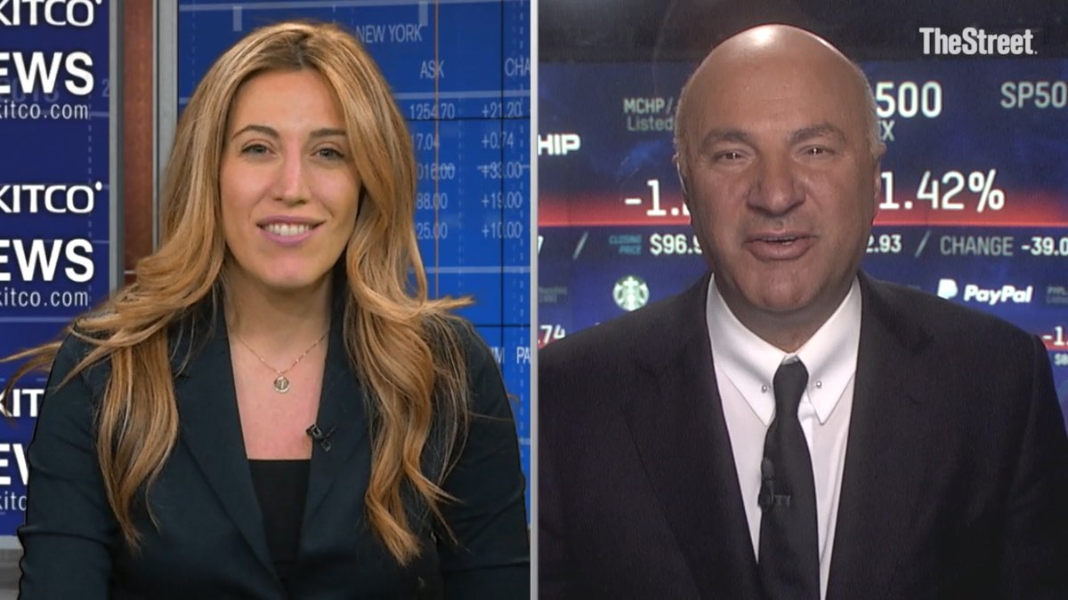 Here is what @kevinolearytv had to say about the state of the #market today ... @ABCSharkTank @DanielaCambone #fed https://t.co/lSFP839C1Z