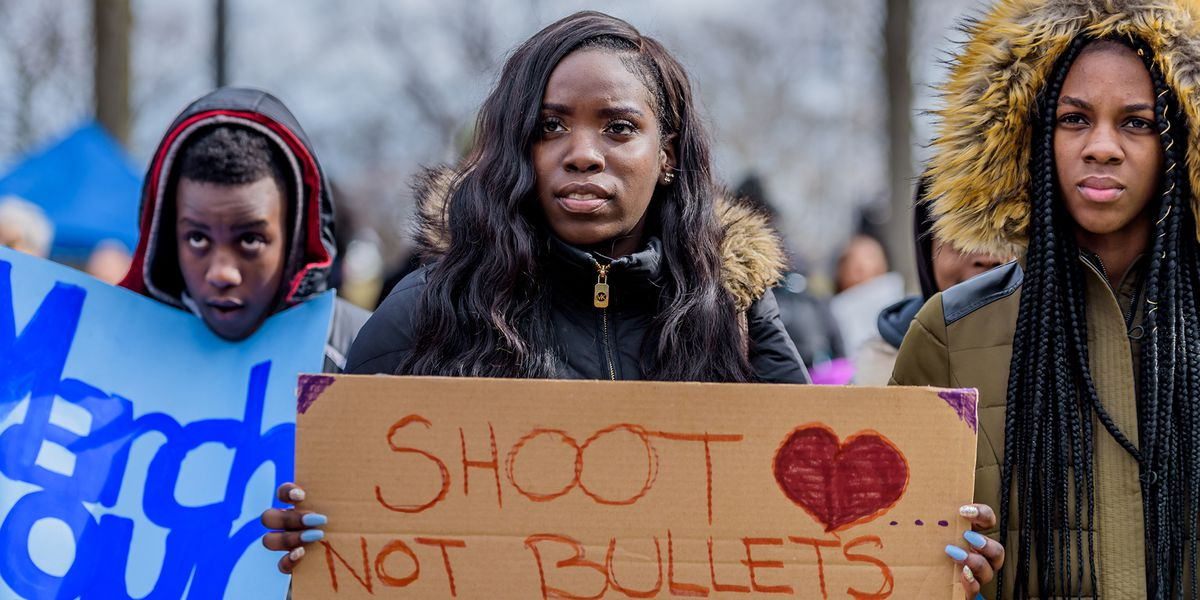 Everything You Need to Know About March 24's March for Our Lives https://t.co/bk2u5lc88N