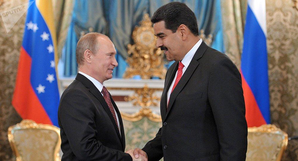 Revista Time: Rusia ayudó secretamente a Maduro a lanzar el petro para evadir las sanciones de EE. UU. https://t.co/kztjVHc73y