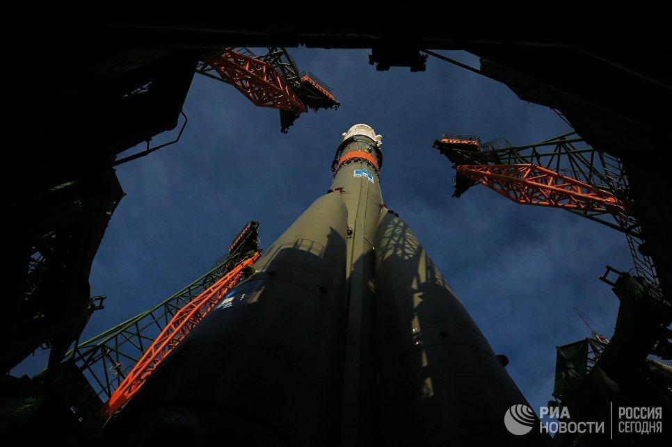 На Байконуре назначили запуск нового экипажа МКС  https://t.co/1LBMepOFkN
