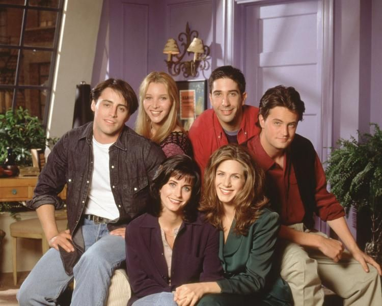 This is why Monica's apartment on 'Friends' was painted purple https://t.co/n2KsY9dKXG https://t.co/0BJClDmN9H