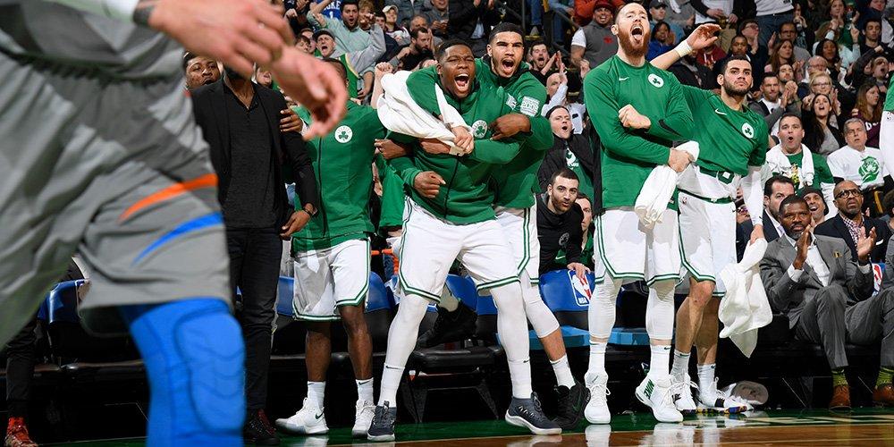 Boston Celtics's photo on Morris