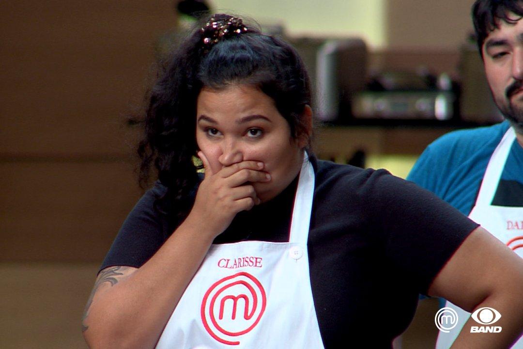 Quando você percebe que a treta tá armada na cozinha! #MasterChefBR
