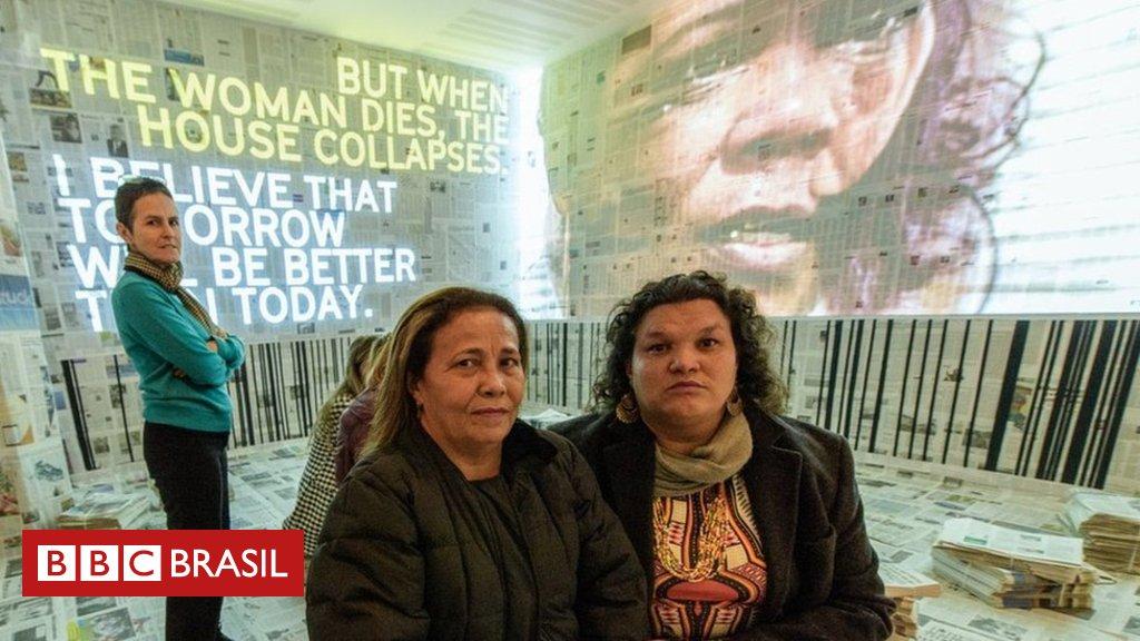 'Minha mãe não quer ouvir falar. É como se estupro de menino gay fosse justificado': o relato em Londres de uma trans brasileira https://t.co/NQqmXpjvxU