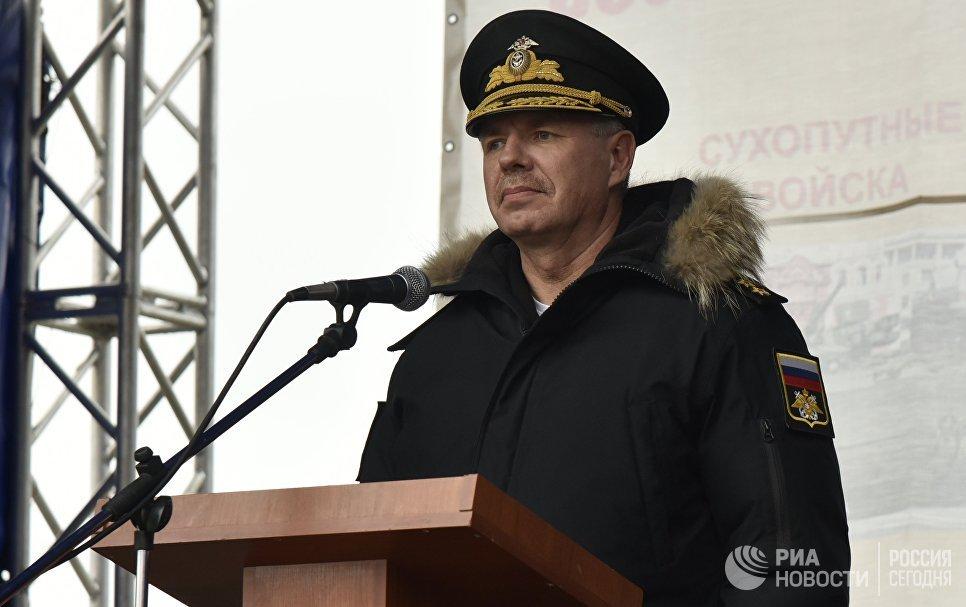 На Черноморском флоте рассказали о получении новой техники  https://t.co/wQ2jKUKSWz
