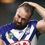 Ennis called Woods ''a shadow'' of James Graham, but the Canterbury recruit wasn't copping it and made a promise to the club's fans.  Do you buy it? #NRL  Bulldogs prop Aaron Woods defends himself against Michael Ennis' criticism  https://t.co/NOt3n0RpeH #NRL