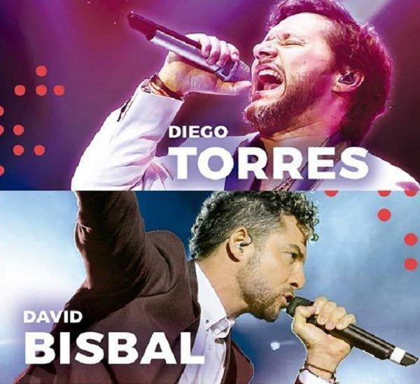 David Bisbal y Diego Torres en ´Radio Disney vivo´ Perú https://t.co/R8ndXdc83y #PerúNoticias