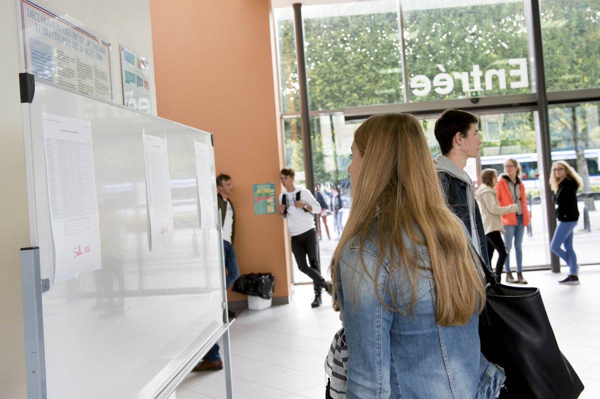 CARTE. Réussite au bac, mentions… Quels sont les lycées les plus performants ? https://t.co/9JaibdNU8e