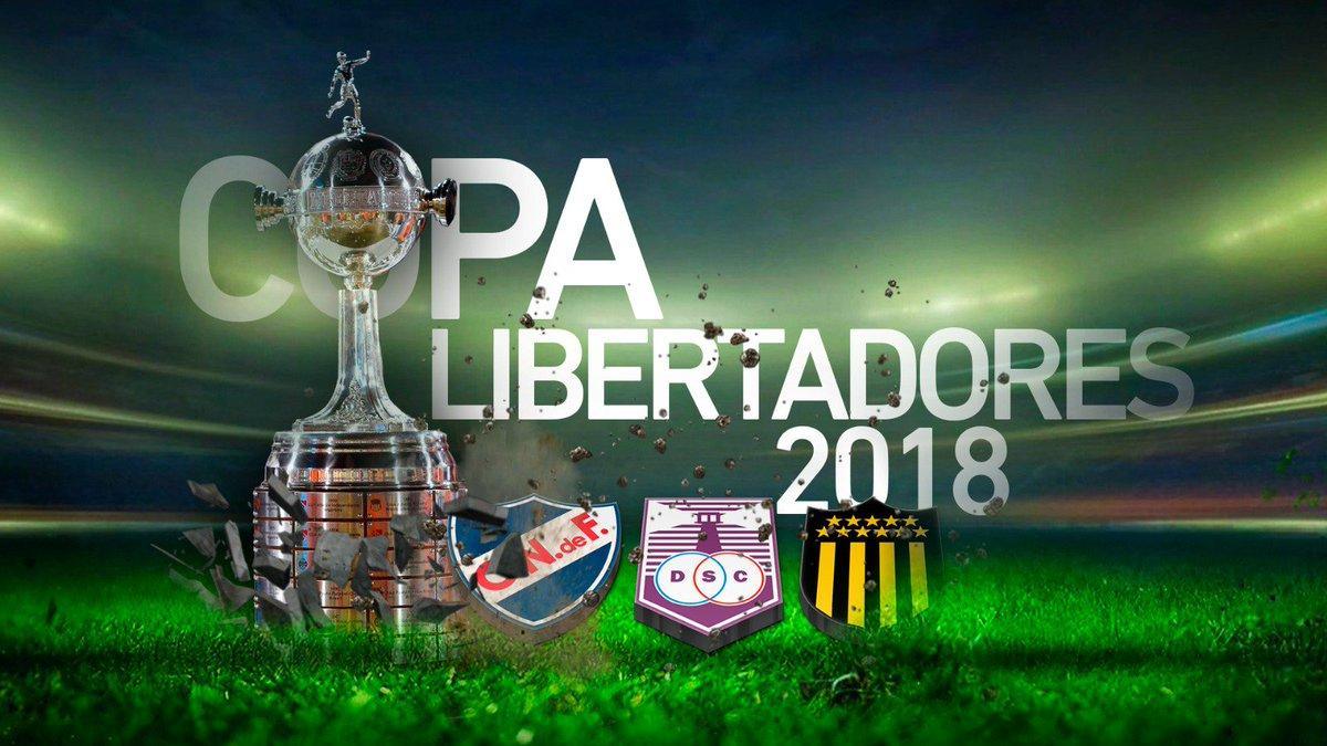 En @TelemundoUY hablamos de los equipos uruguayos en la Libertadores. Flojo inicio.  Móvil en vivo con la previa de @Aguada_oficial /@clubgoesoficial. Ya venimos con @KesmanAlberto.