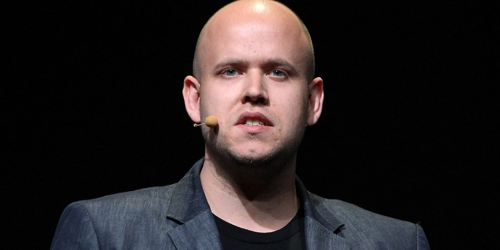 Spotify's CEO Daniel Ek can sell shares worth as much as $2 billion in the company's IPO https://t.co/MRZLDbtNss