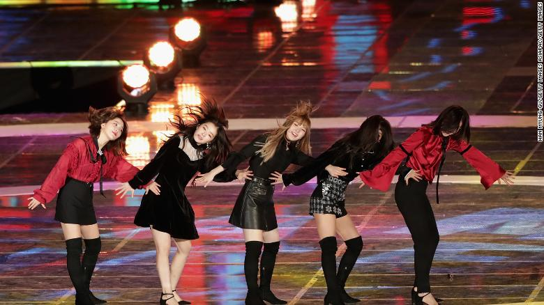 K-pop group Red Velvet will be part of a group of South Korean pop stars who will be performing in Pyongyang, North Korea https://t.co/uPPrJYHbhb