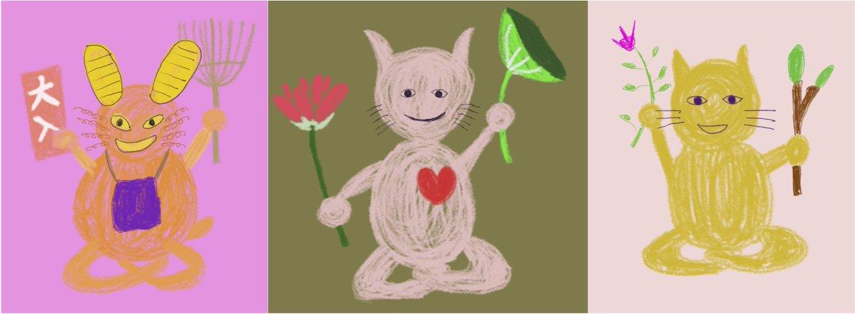 春だ桜だ、猫神祭りだ!