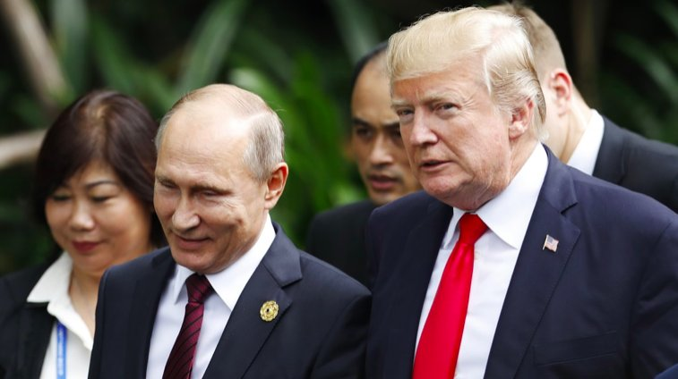 Trump congratulated Putin despite warning from national security advisers: Report https://t.co/CGb2Herr08