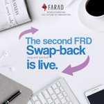 Image for the Tweet beginning: FRD 2nd Batch Swap-Back Has