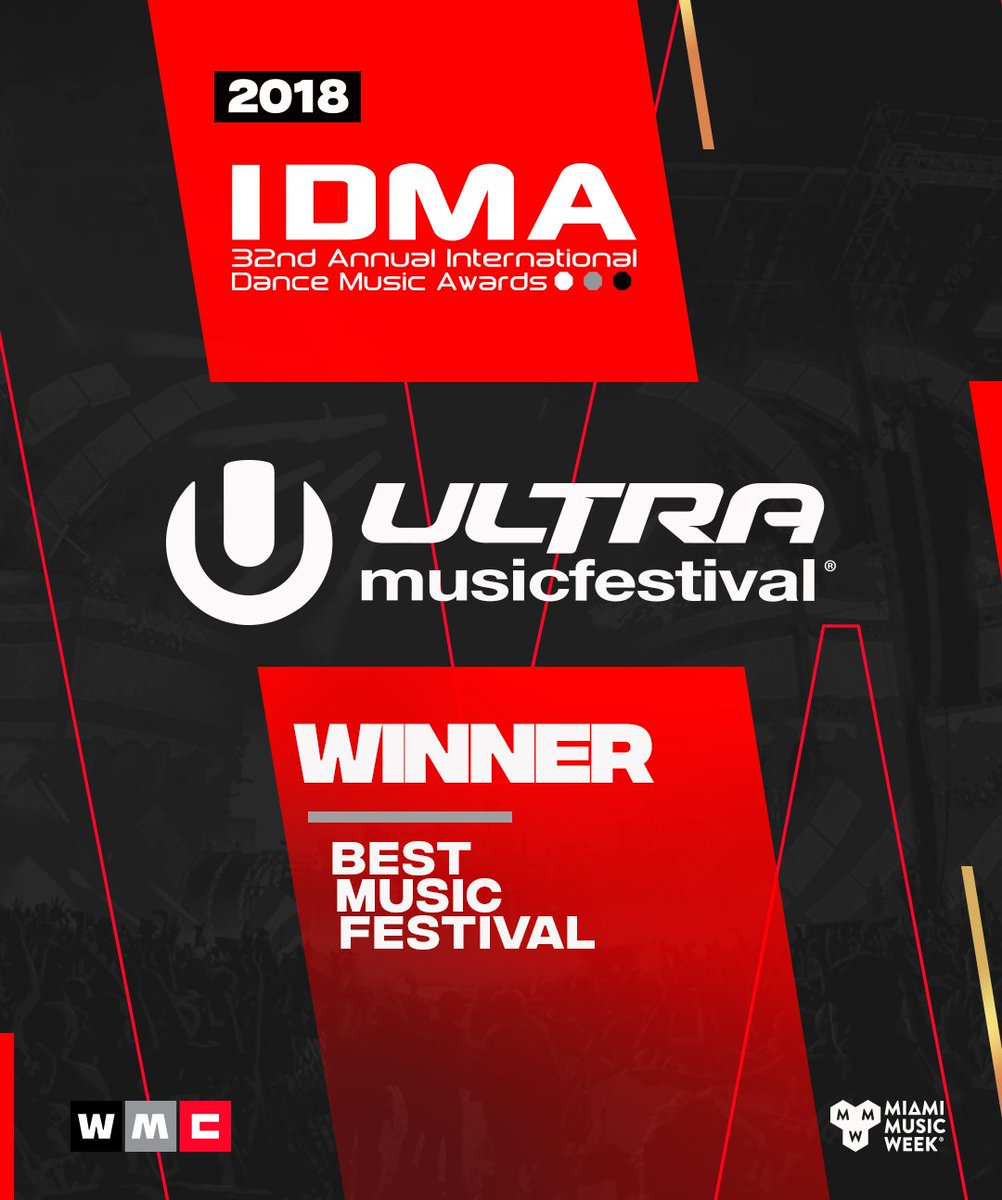 Ultra Music Festival's photo on Music